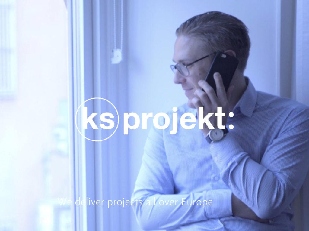 KS Projekt Employer Branding Video - Corporate Video Production Company Stockholm London New York