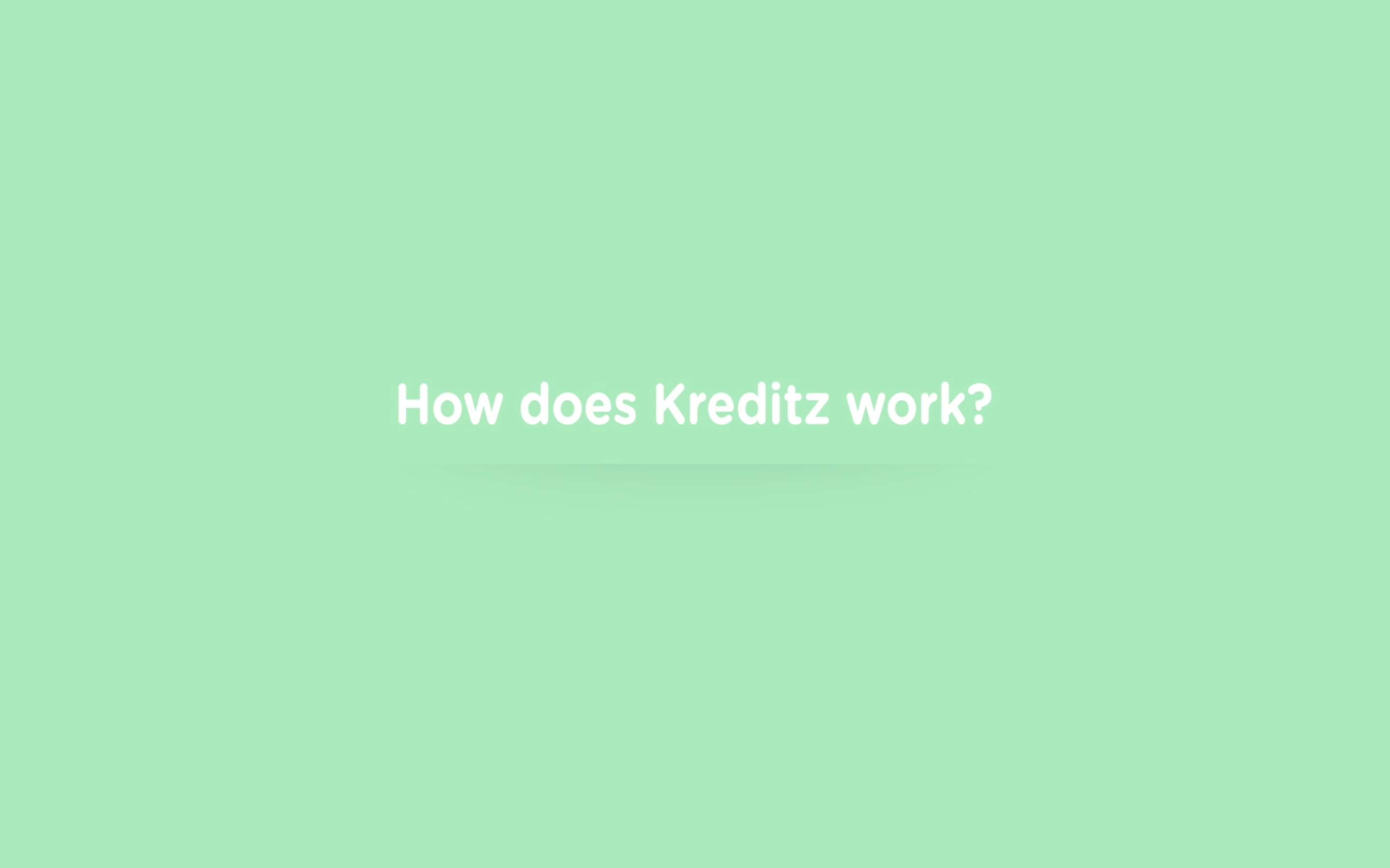 Kreditz Animated Explainer Video by Storisell 9