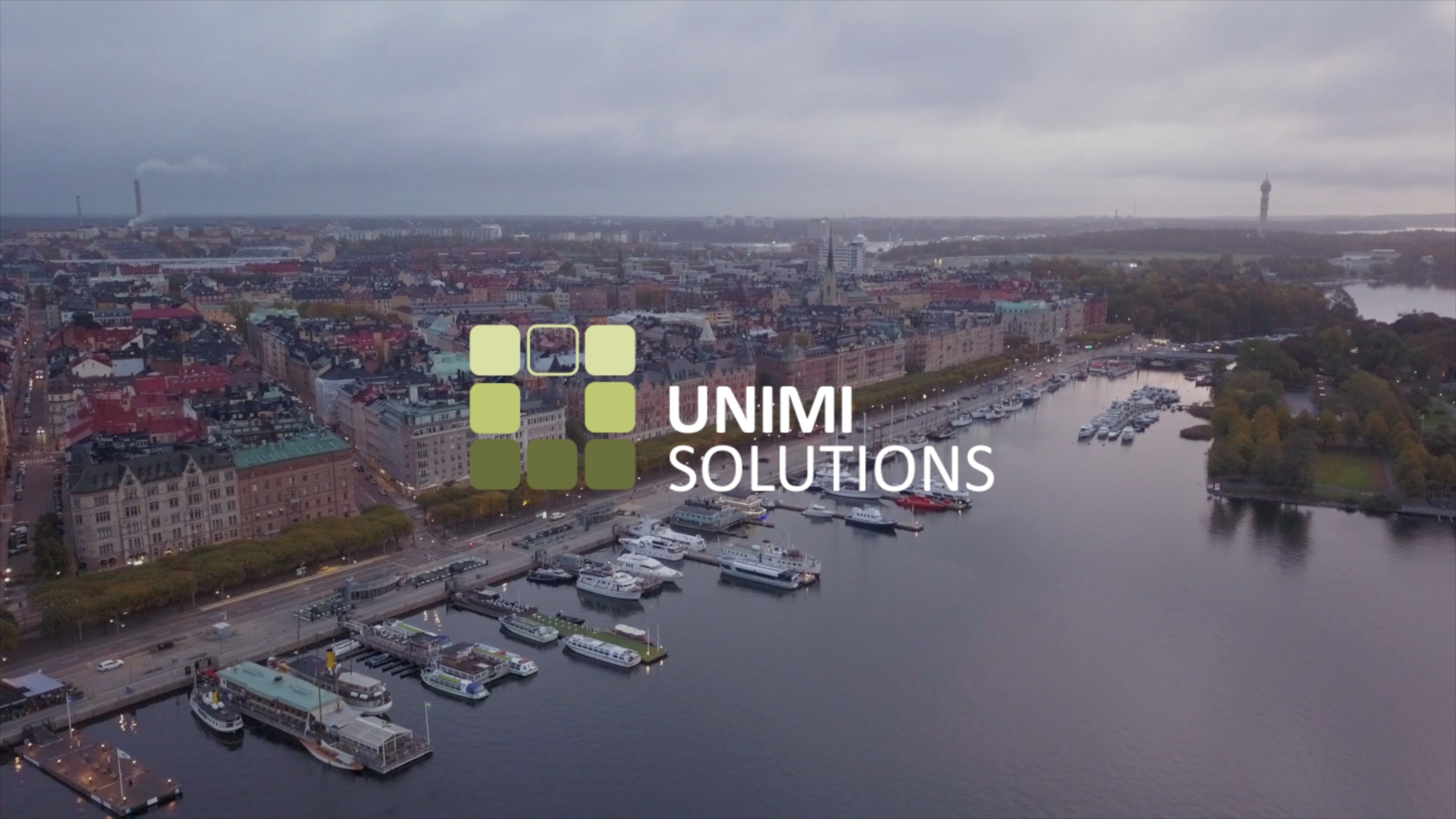 Unimi Solutions Video Production by Storisell